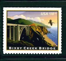 US Scott #4439 2010 $18.30 Bixby Creek Bridge / Express Mail MNH