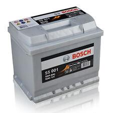 S5 001 Bosch S5 063 S5001 52ah 520cca 5 Year Warranty