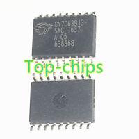 10 Piece LOT IC CLK ZDB 8OUT 133MHZ 16SOIC CY2308SXC-1 Cypress
