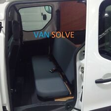 Peugeot Partner Rear Seat Conversion 2008 > Onwards inc. Fitting