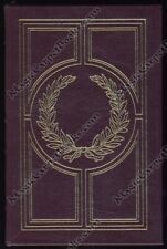 Sophocles OEDIPUS THE KING Easton Press LEATHER Greek Lit DRAMA Play TRAGEDY Ltd