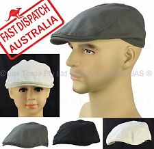 Pageboy Newsboy Wedding Ivy Driving Golf Great Gatsby 20s Flat Cap Hat Cotton