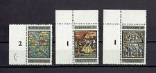 Suriname 1968 Restoration and Map of the country MNH Full set of 3 SC #359-361