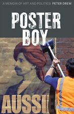 NEW BOOK Poster Boy by Drew, Peter (2019)