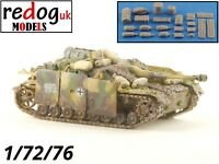 1:72 or 1:76 German Stug IV resin stowage modeling kit /v5