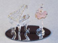 Ballerine et piano Danseuse de Ballet Princesse FIGURINE@WHITE papillons Cake Topper