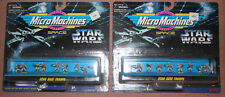 Galoob Micro Machines-Star Wars Echo Base Troops Figs.-Set of 2-96 Variant