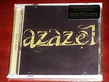 Azazel: Ashes To Ashes CD ECD 2008 Tribunal Records USA TRB094 NEW