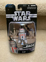 "Star Wars The Saga Collection Episode lV A New Hope 3.75"" R5-D4 Action Figure"