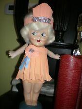 New ListingCarnival Flapper, Kewpie Doll Chalkware Circus