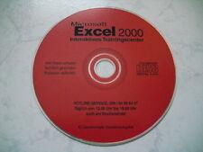 PC CD-ROM Microsoft Excel 2000 Interaktives Trainingscenter