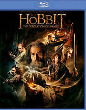 The Hobbit: The Desolation of Smaug (Blu-ray Disc, 2014, 2-Disc Set)