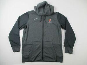 Princeton Tigers Nike Jacket Men's Gray Dri-Fit Used L