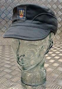Genuine Danish Army Grey CD Field / Fatigue Baseball Cap / Hat - All Sizes crw