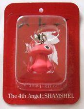 Neon Genesis Evangelion 4th Angel Fastener Charm Anime Manga Mint