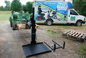 Harmar AL600 Electric Wheelchair Scooter Platform Lift - 350 lb Capacity