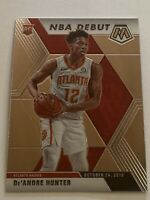 2019-20 Panini Mosaic De'Andre Hunter  NBA Debut Rookie  #266 RC