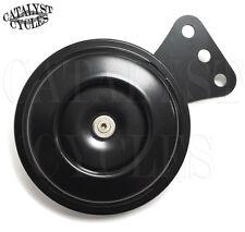 12V Mini Black Horn for Harley Horn or Universal Motorcycle Horn 11-0100