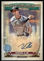 2020 Gypsy Queen Kevin Newman On Card Auto #GQA-KN