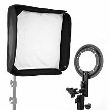 Meking Softbox For Speedlight Hot shoe Flash 60cm / 24inch Flash Softbox E6060