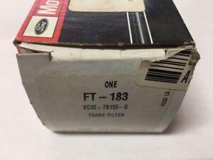 Auto Trans Filter Kit Motorcraft FT-183