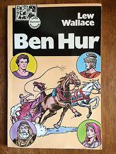 Lake Illustrated Classics Ben Hur Lew Wallace 1st 1994 L@K Wow!