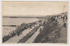Essex postcard - Clacton on Sea, East Parade, Bathing Station - P/U 1931