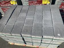 More details for concrete block paving unprocessed argent graphite project pks - min order 3 pks