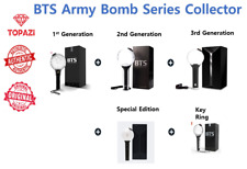 BTS Official Army Bomb Series Collector Package with Free Gifts