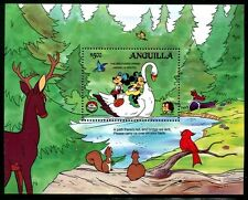 Anguilla, Mnh, Walt Disney characters, Brothers Grimm.Christmas 1982. x8662
