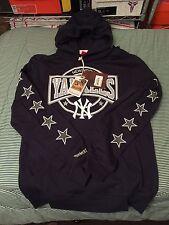 Mitchell And Ness New York Yankees Pull Over Hoody Sz Medium