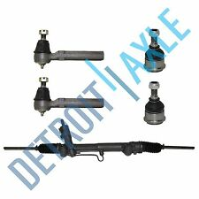 Power Steering Rack & Pinion Assembly + 2New Outer Tie Rod End 1994-2004 Mustang