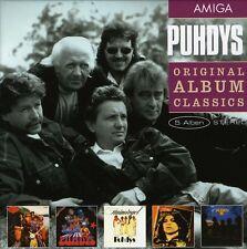 Original Album Classics by Puhdys (CD, Aug-2011, Amiga)