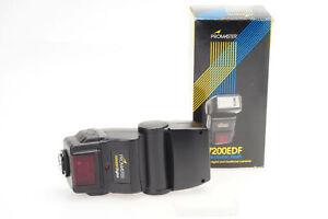 Promaster 7200EDF Digital Shoe Mount Flash for Olympus                      #961
