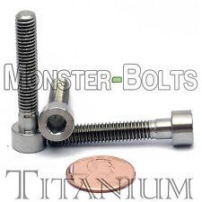 6mm x 1.0 x 35mm - Titanium Socket Head Cap Screw - DIN 912 Grade 5 Ti M6 Hex