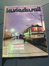 vie du rail 1990 2256 naissance chemins de fer GARD  BALTIC BLACK SEA RAILWAYS