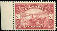 Canada Mint NH F Scott #157 20c 1929 King George V Scroll Stamp