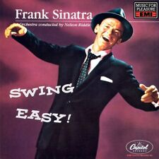 Swing Easy!/Songs for Young Lovers by Frank Sinatra (CD, Sep-1992, Emi/Emi Gold)