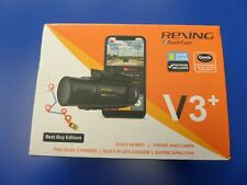 New listing Rexing V3+ Dual Camera Front and Inside Cabin Infrared Night Vision 1080p