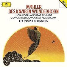 Mahler / Leonard Ber - Mahler: Des Knaben Wunderhorn [New CD]