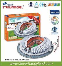 3D Puzzle Model Shandong Luneng Taishan LNTS Stadium Arena FC Football Club Home