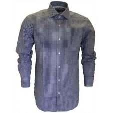 HUGO BOSS Regular Size Button-Front Casual Shirts for Men