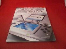 Nintendo Power Volume 187 Nintendo DS Cover w/Attached Pokemon Poster D1