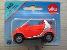 Siku           Smart  Fortwo     1042     Älteres Modell