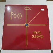 Poco - Indian Summer - ABC AB-989 OG '77 VG+/EX Country Rock