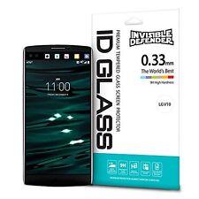 LG V10 Screen Protector | Ringke [Invisible Defender] Tempered Glass [0.33mm]