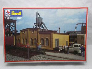 Revell H0 2011, Fabrikgebäude, OVP, ungebaut,von 1984, selten