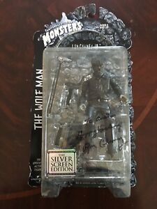 SIDESHOW UNIVERSAL MONSTERS THE WOLFMAN LON CHANEY JR. SILVER SCREEN EDITION