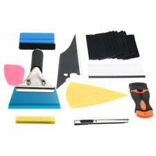 28pcs Car Window Tint Film Wrapping Tools Rubber Squeegee Scraper Applicator Kit