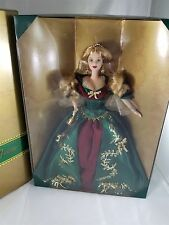 Mattel 2000 Barbie Collector Club Holiday Treasures Barbie 27673 NRFB